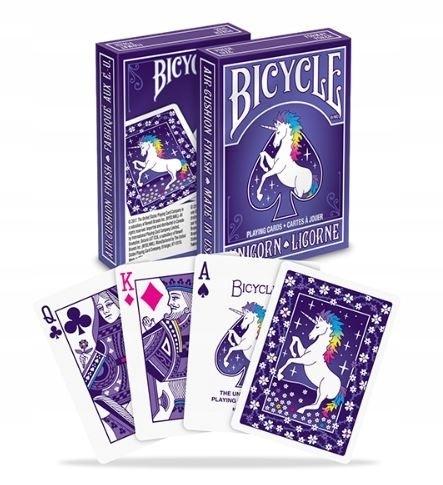 BICYCLE Karty Unicorn