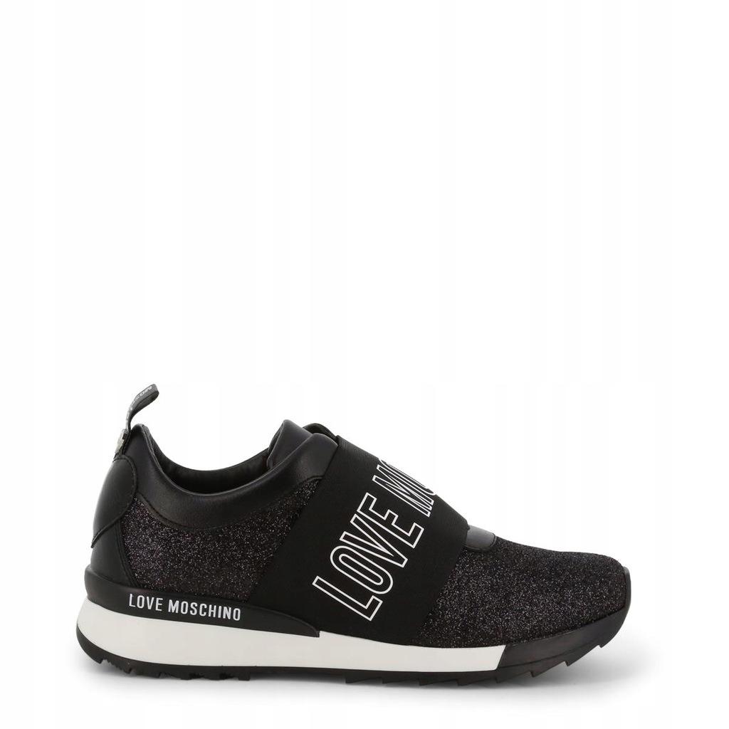 Love Moschino damskie sneakers czarny EU 39