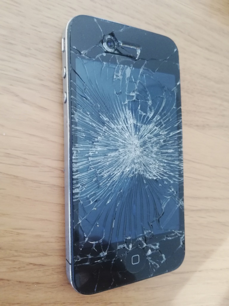 Iphone 4 Uszkodzony 8520427802 Oficjalne Archiwum Allegro