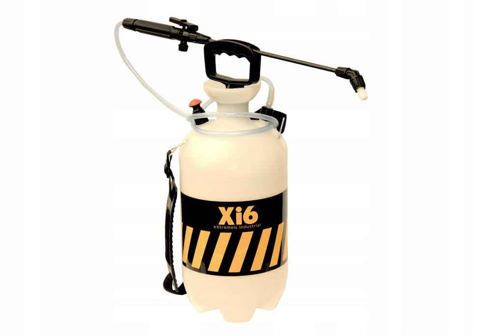 CLINEX OPRYSKIWACZ Xi6 Industrial CHEMIOODPORNY 6L