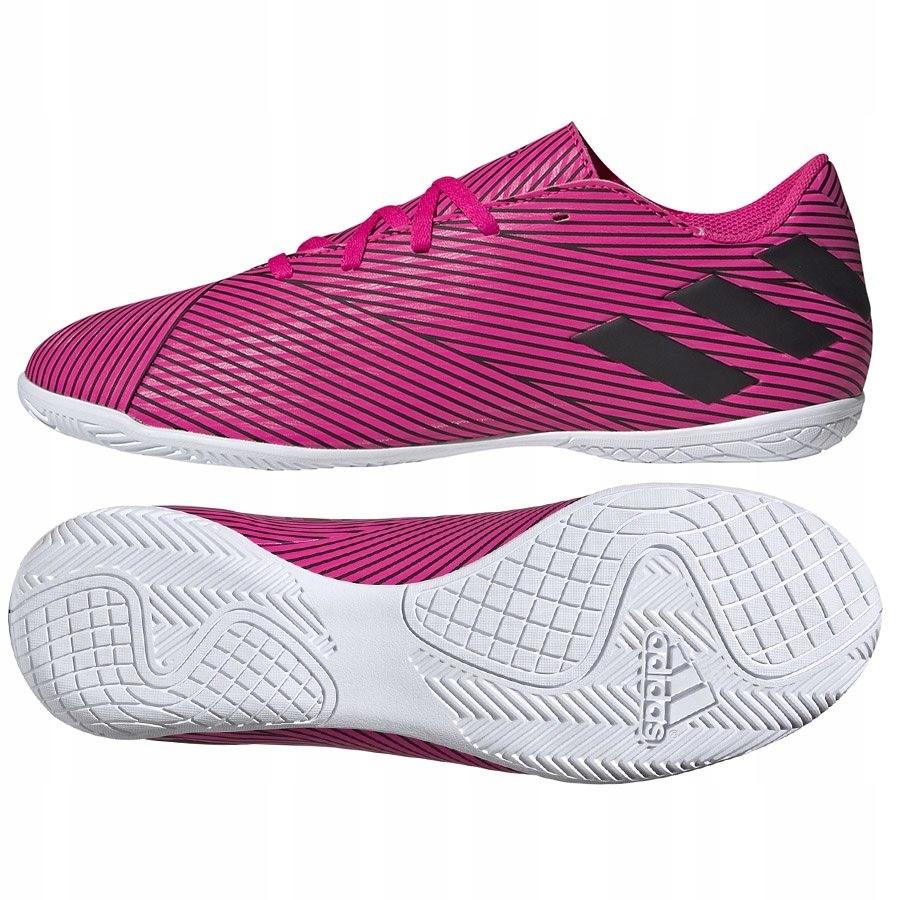 adidas Nemeziz 19.4 IN Buty Halowe Halówki Różowy