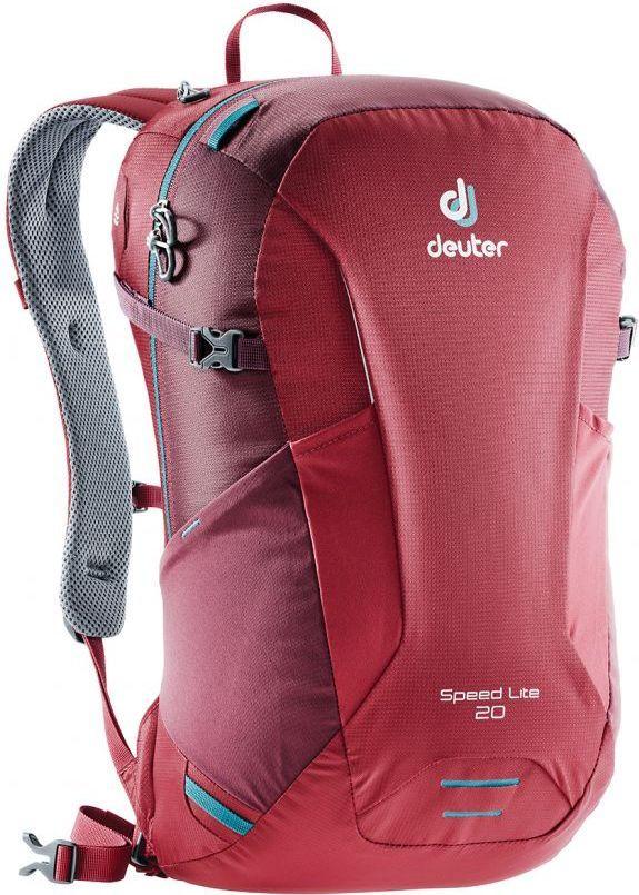 Plecak Speed Lite 20 Cranberry-Maron - Deuter