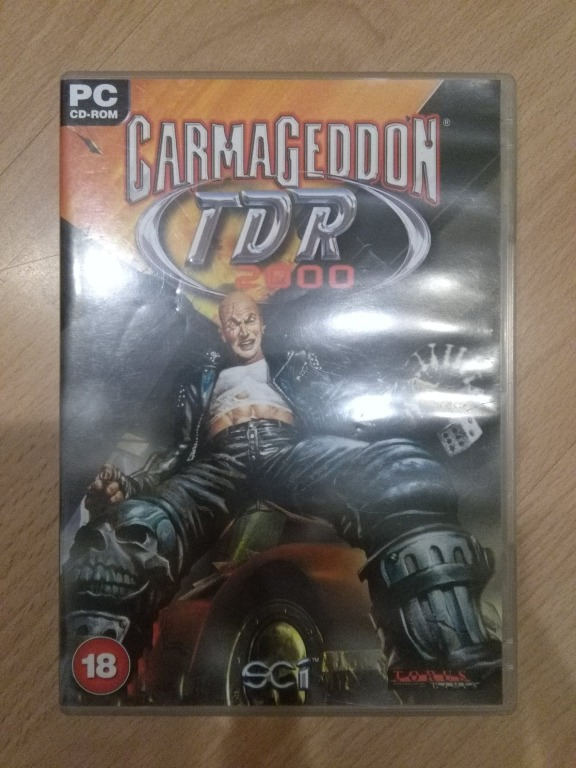 Gra PC Carmageddon TDR 2000