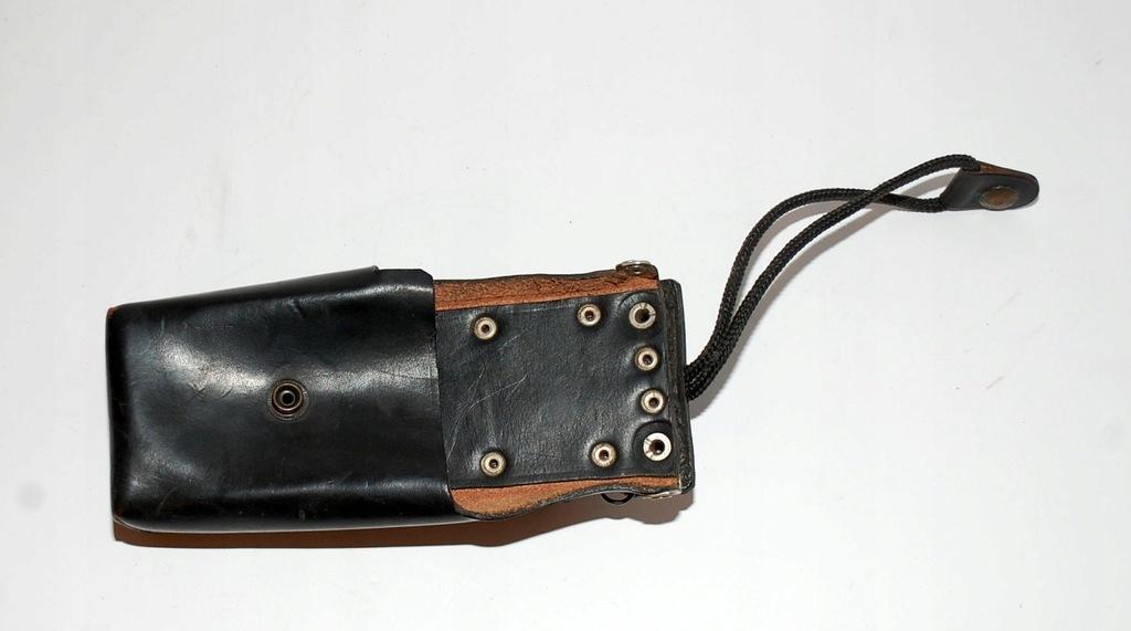 Radiotelefon Motorola Radius P 200 zasobnik skóra