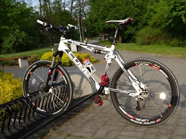 Rower górski CUBE XMS (MTB,XC), full, jak NOWY!!!