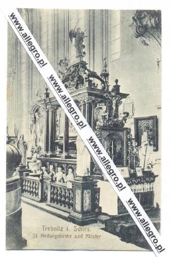 Trzebnica - St. Hedwigskirche ołtarz