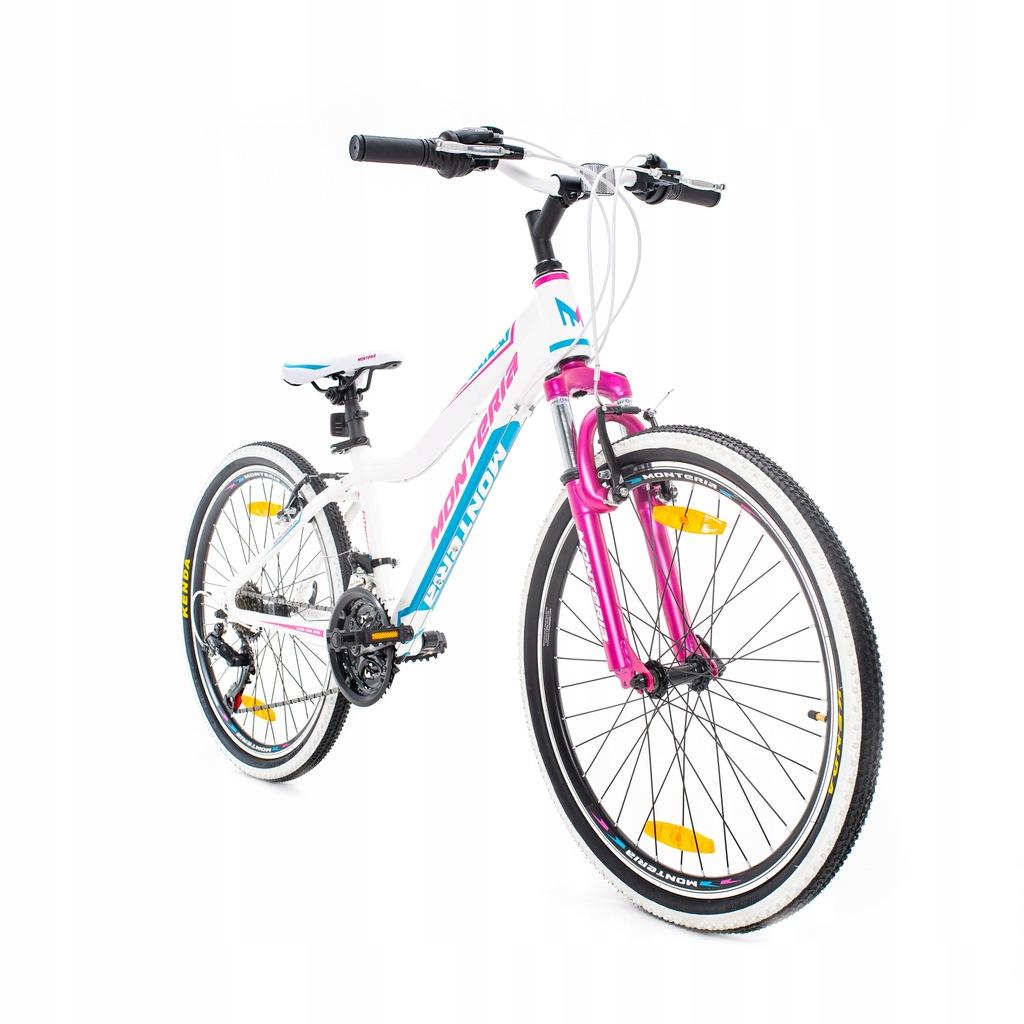Rower Gorski 24 Shimano Dla Dziewczynki Mtb Damski 9192958368 Oficjalne Archiwum Allegro