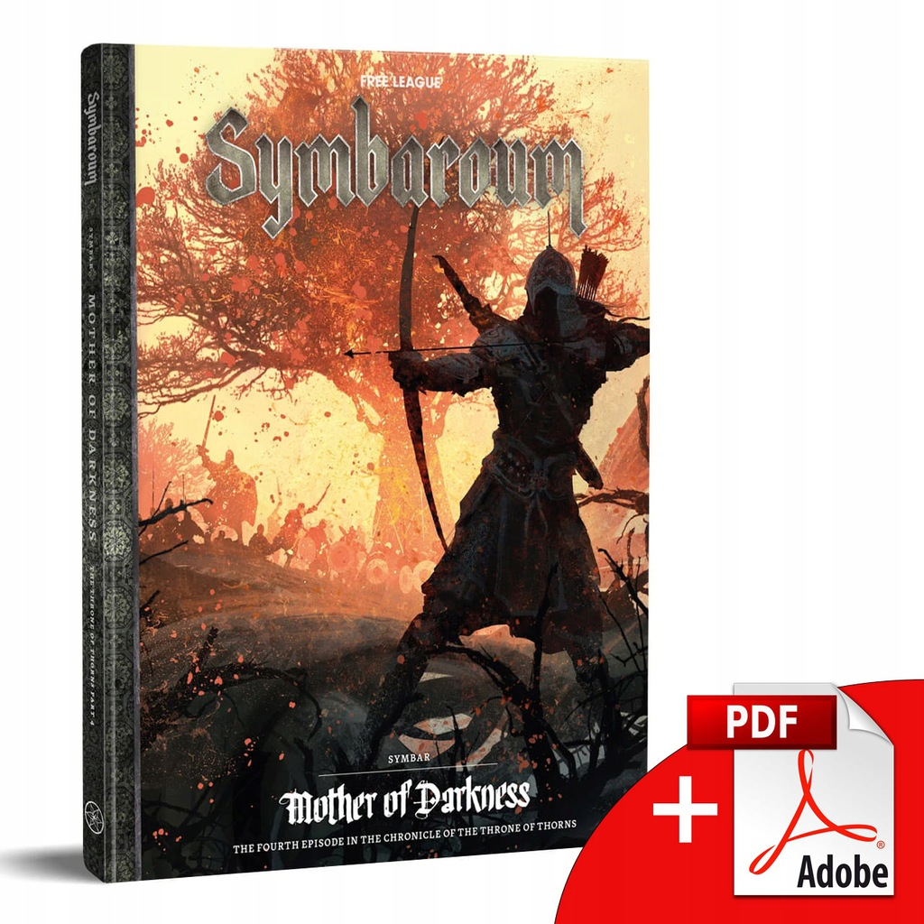 Symbaroum RPG Mother of Darkness + PDF