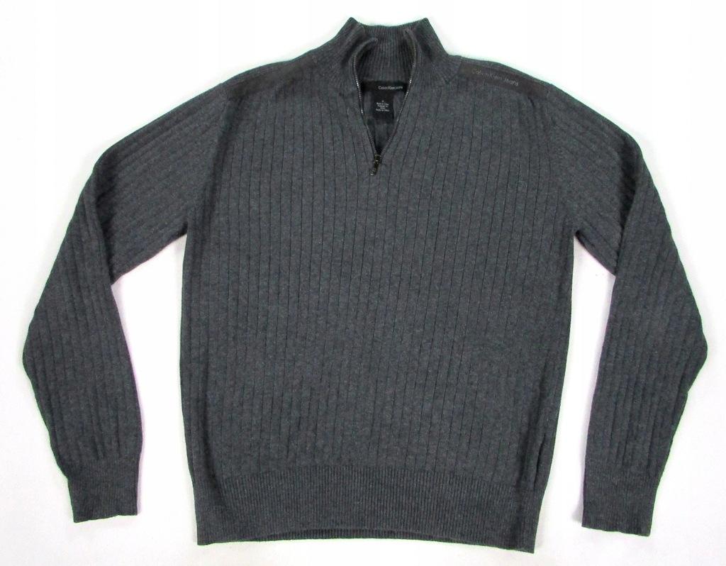 ** CALVIN KLEIN **__M__Modny, super sweter