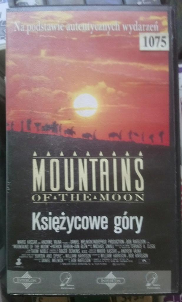Księżycowe Góry (1990) - Szołajski