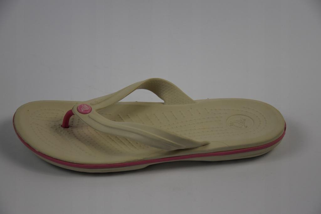 Crocs klapki woda basen r.m4/w6/23cm