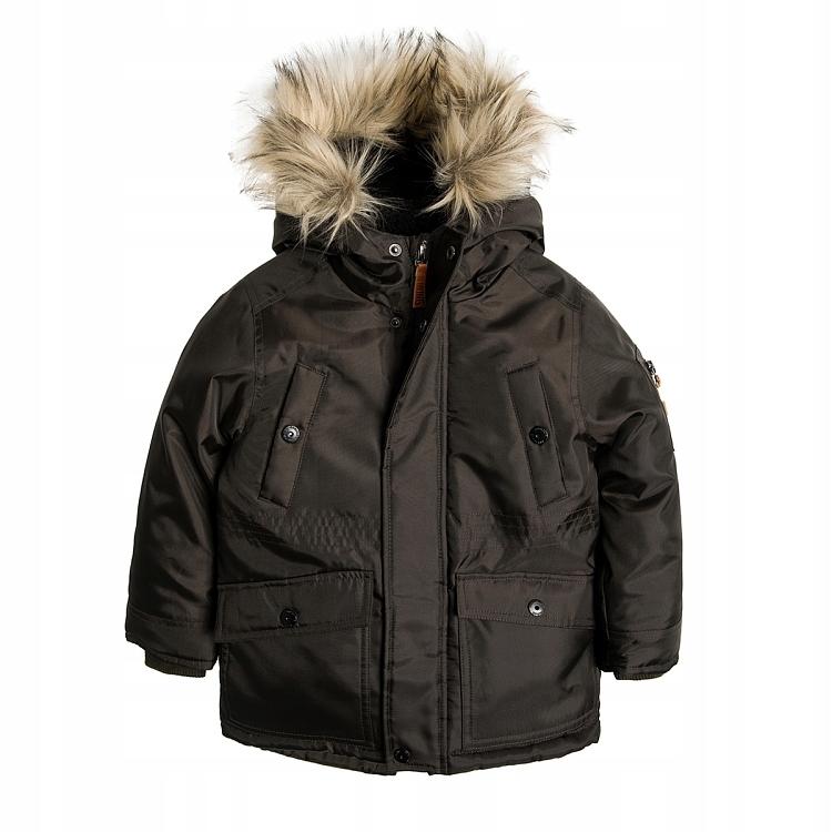 Cool Club kurtka zimowa parka 104 % SMYK Wyprzedaż