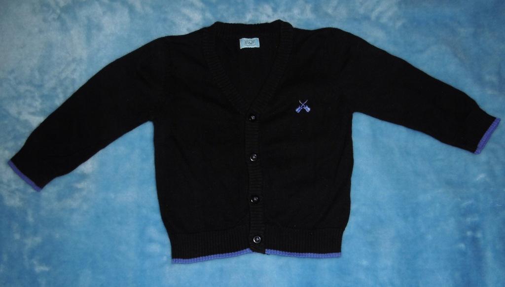 Sweter chłopiec roz 86 cm F&F