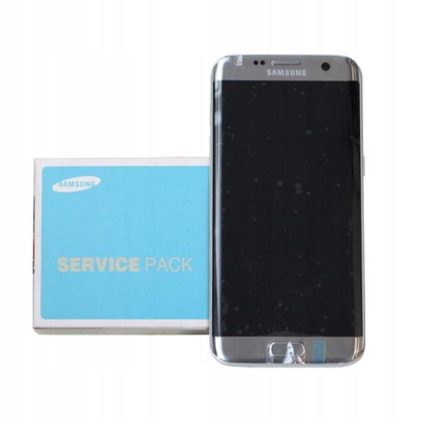 SAMSUNG GALAXY S7 EDGE G935 LCD WYŚWIETLACZ SZYBKA