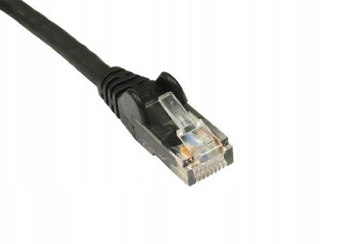 15 m czarny kabel sieciowy