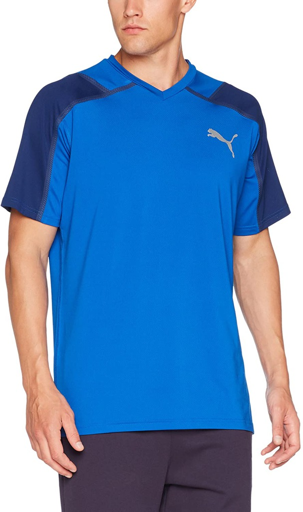 R2195 PUMA Nitro Vent koszulka Fitness męska L