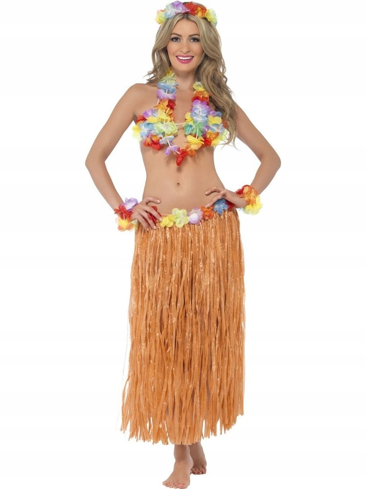 Spódnica Hawajska r. ML aloha hawaje wakacje