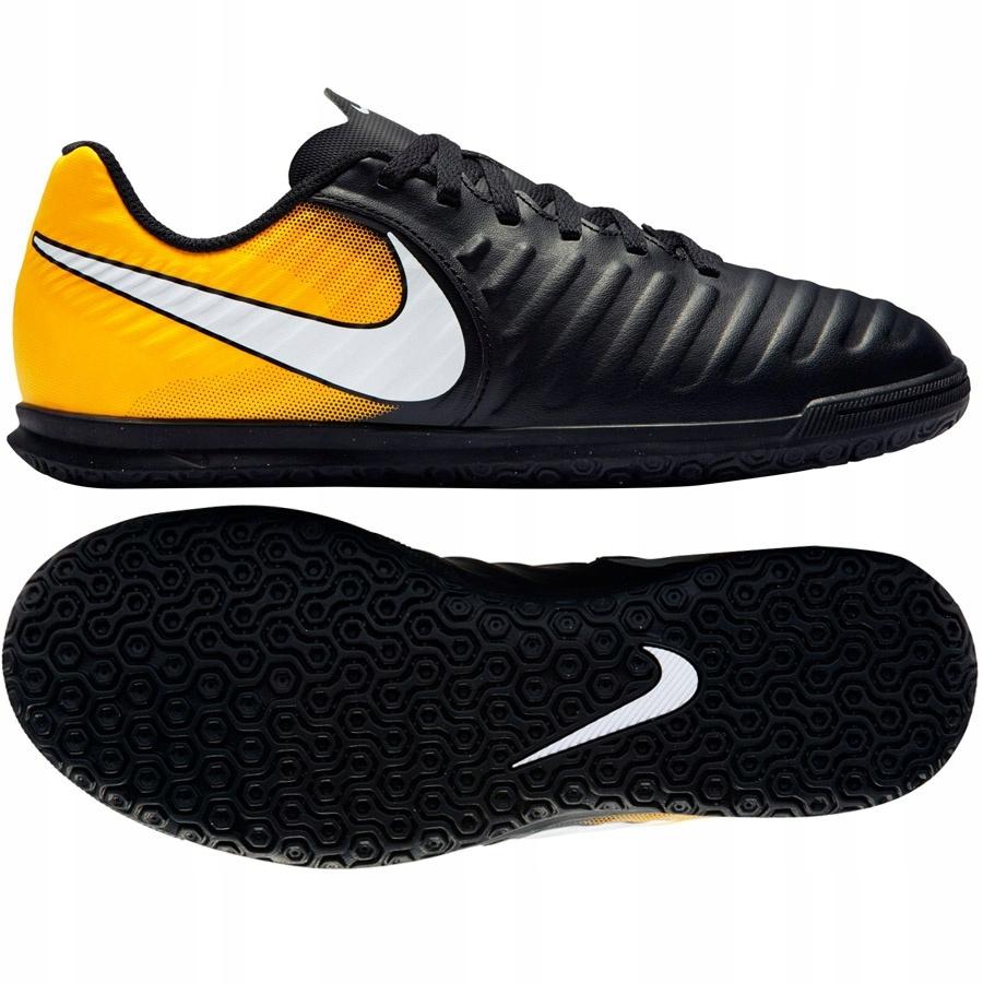 Buty Nike JR Tiempox Rio IV IC czarny 27 1/2
