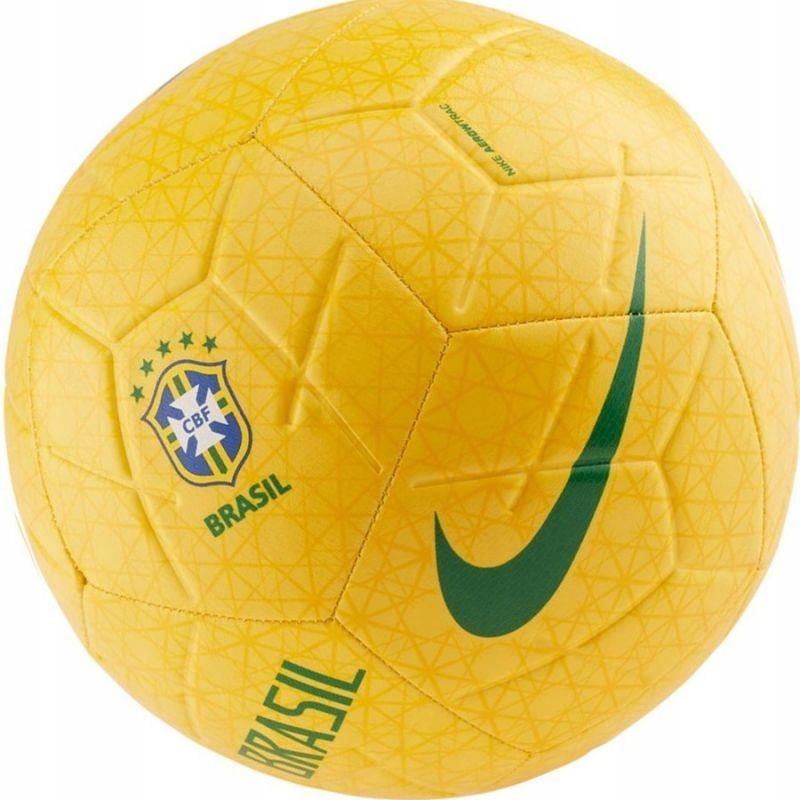 Piłka nożna Nike Brasil CBF Strike SC3922-749