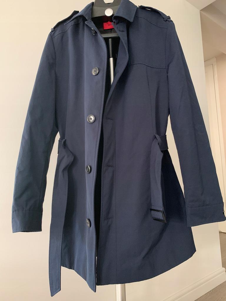 Oryginalny płaszcz Hugo Boss