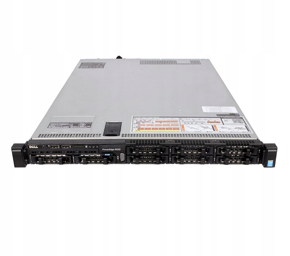 Dell R630 10x2.5 E5-2660v4 96GB H730p 2x800GB SSD