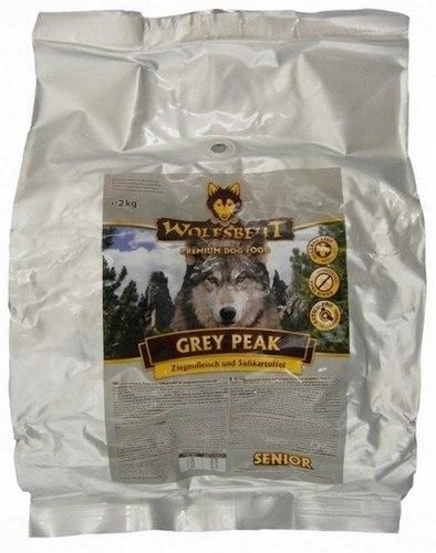Wolfsblut Dog Grey Peak Senior - koza i bataty 2kg
