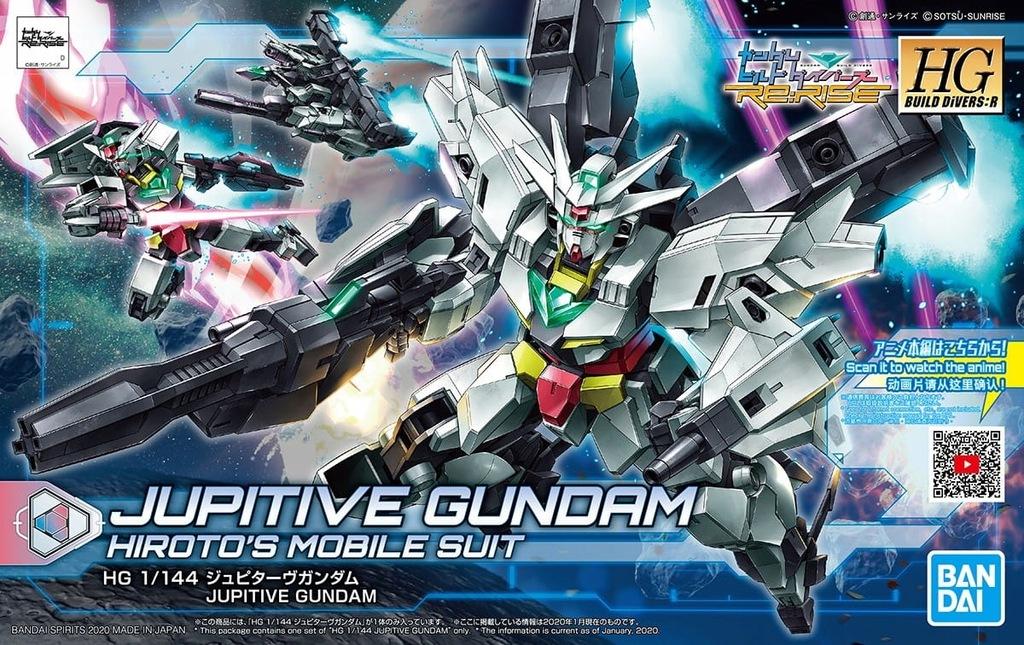 GUNDAM HG 59002 JUPITIVE GUNDAM