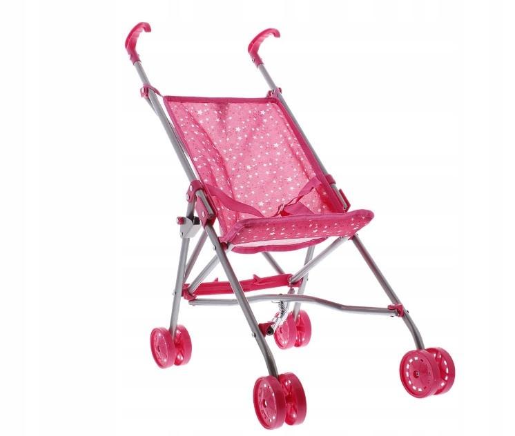 Wózek parasolka składany dla Dziewczynek dla jej L