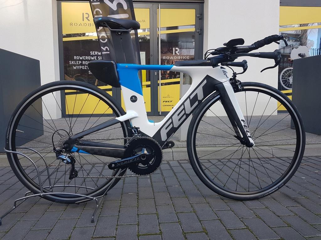 Rower Felt IA 14 czasowy/triathlon roz. 51 promo!