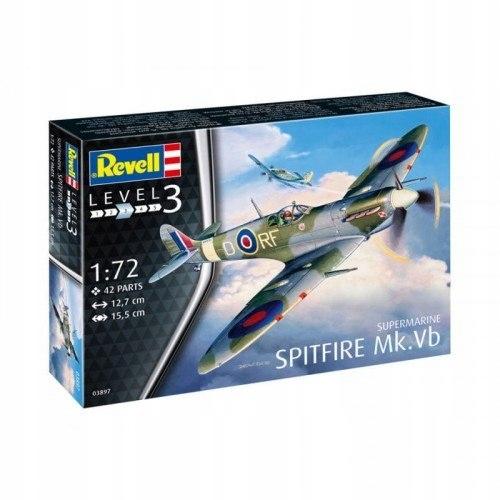 Revell 03897 1/72 Spitfire MK.Vb REVELL