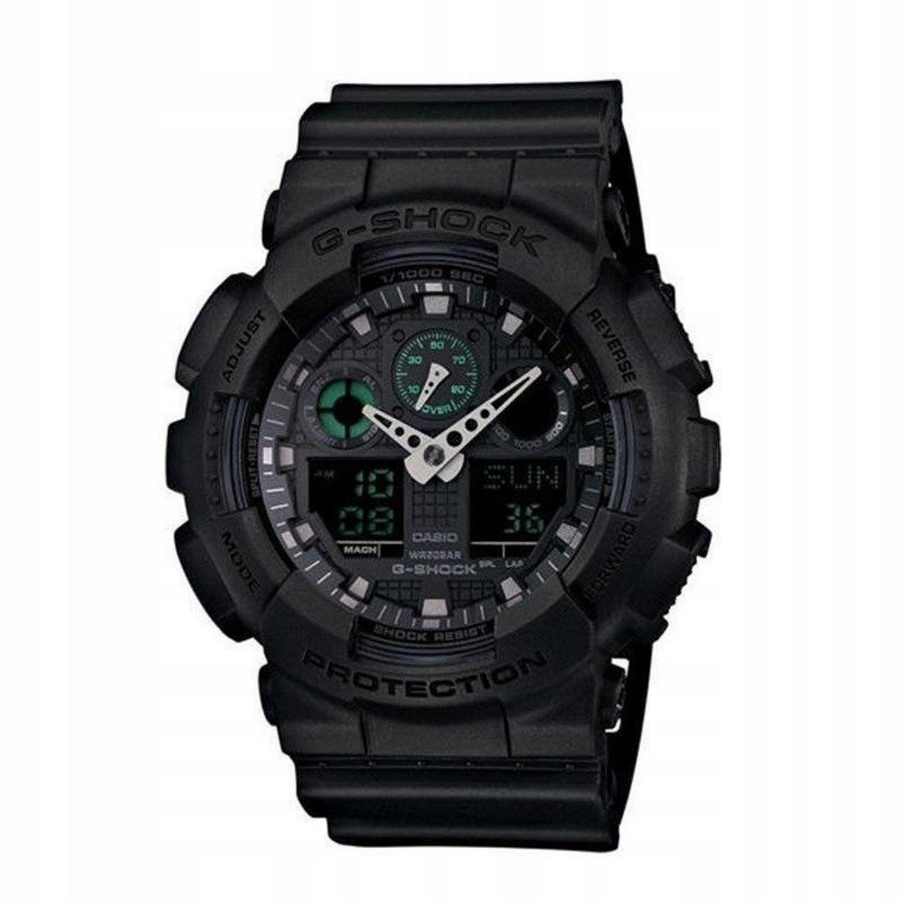 Zegarek Casio G-Shock GA-100MB-1A