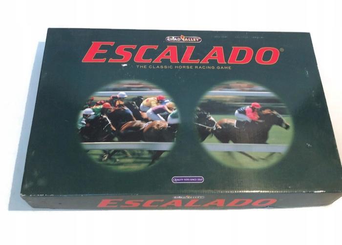 Wyścigi Konne Escalado wersja angielska /RE