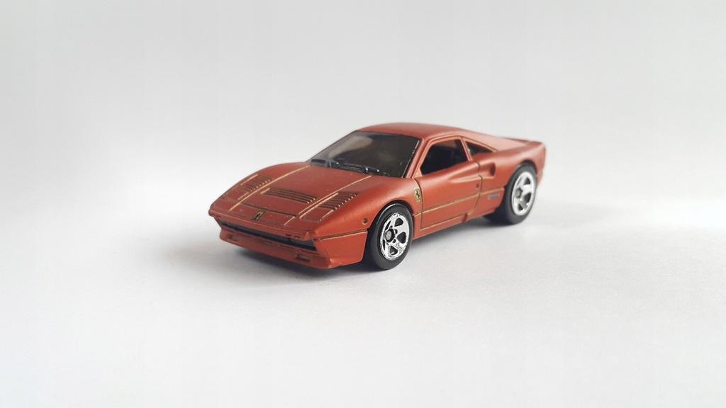 HOT WHEELS FERRARI 288 GTO