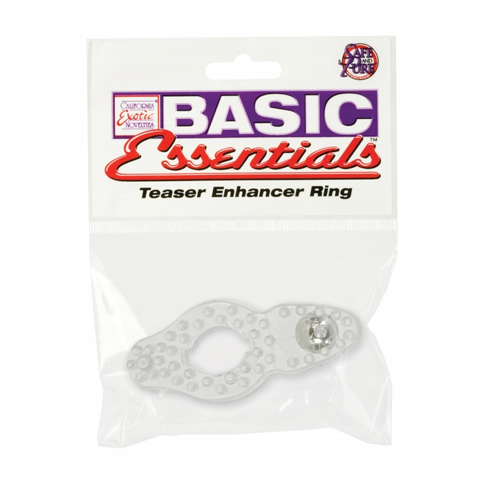 Pierścień-BASIC ESSENTIALS ENHANCER RING