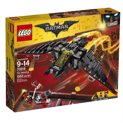Klocki Lego Batman Movie Batwing 70916 Nowosc 6895062299 Oficjalne Archiwum Allegro