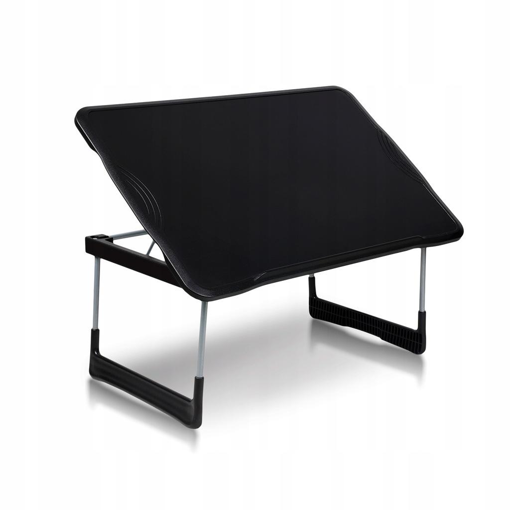 4world Stolik Pod Laptop Hips Czarny Regulacja 7630638897 Oficjalne Archiwum Allegro