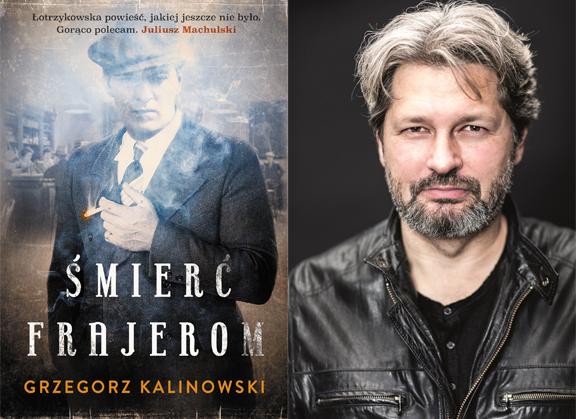 Zwiedź Warszawę z Grzegorzem Kalinowskim!