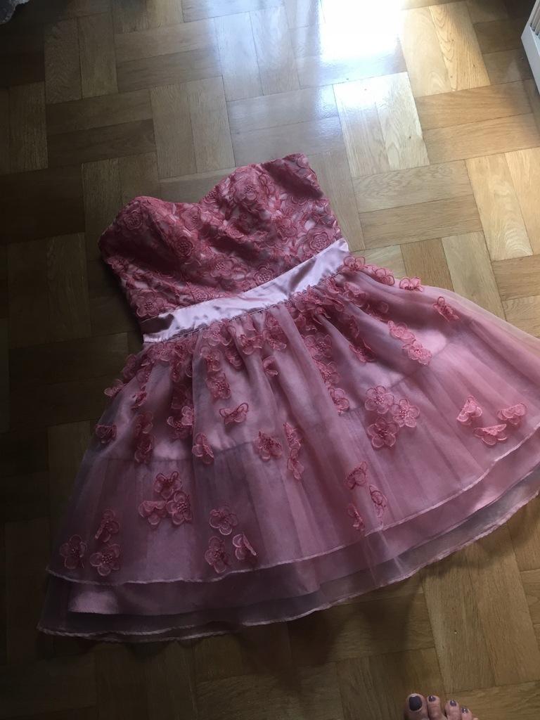 LOVE LABEL,super sukienka M/L