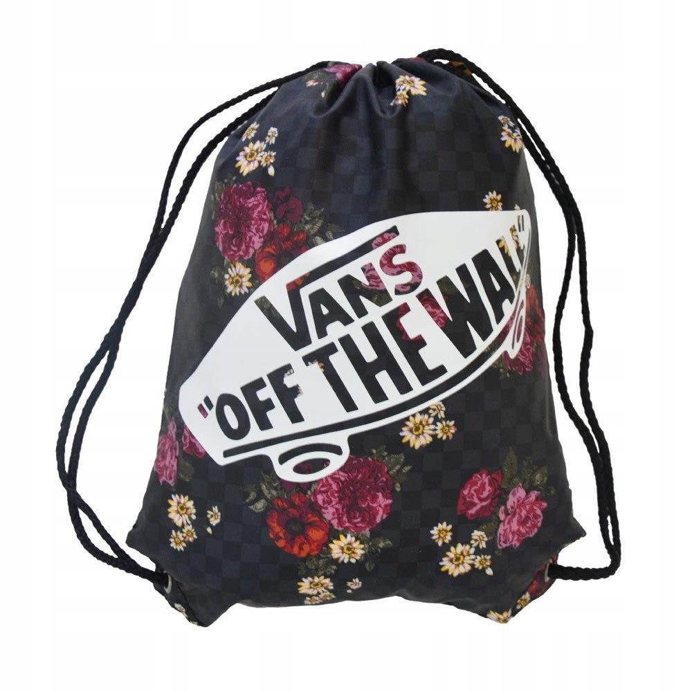 Worek Torba Vans Benched Bag Botanical Check VN0
