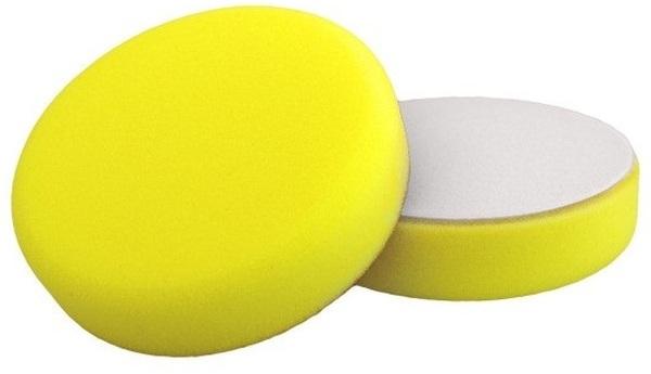 Gąbka polerska Flexipads 135mm żółta