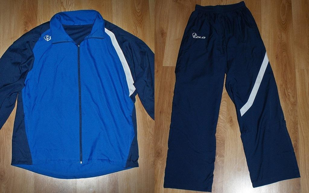 Nowy dres sportowy firmy COLO, rozmiar XL!