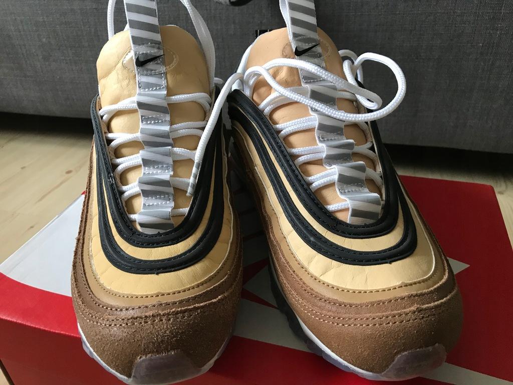 Nike air max 97 barcode 41 26cm NOWE