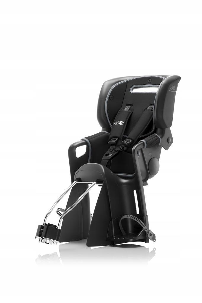 Britax Römer Jockey 3 Comfort Black/Grey 9-22 kg