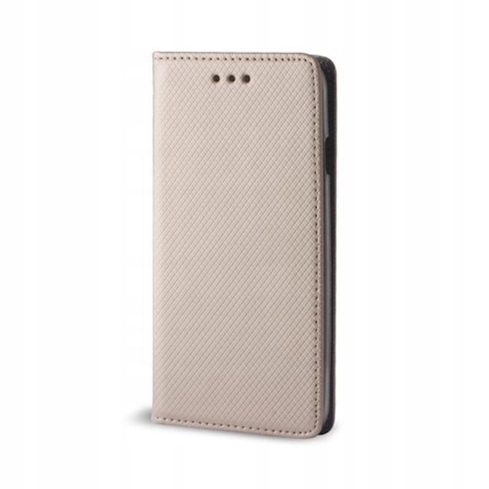 Pokrowiec Smart Magnet do Samsung Note 9 złoty