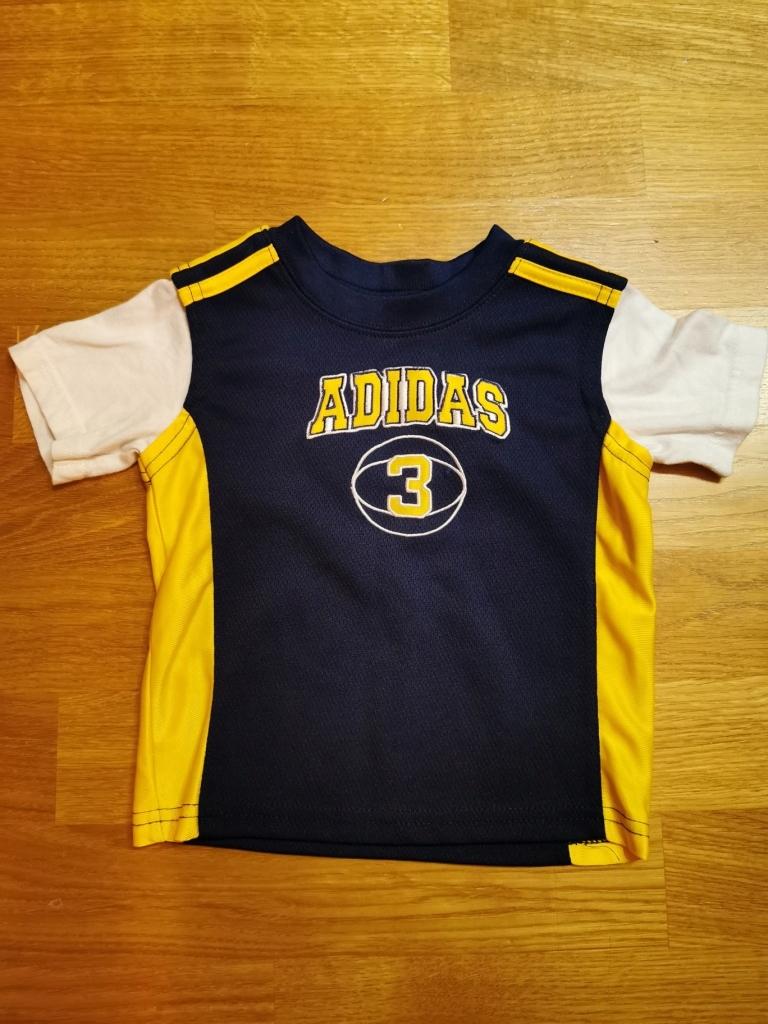 T-shirt / koszulka Adidas r. 92
