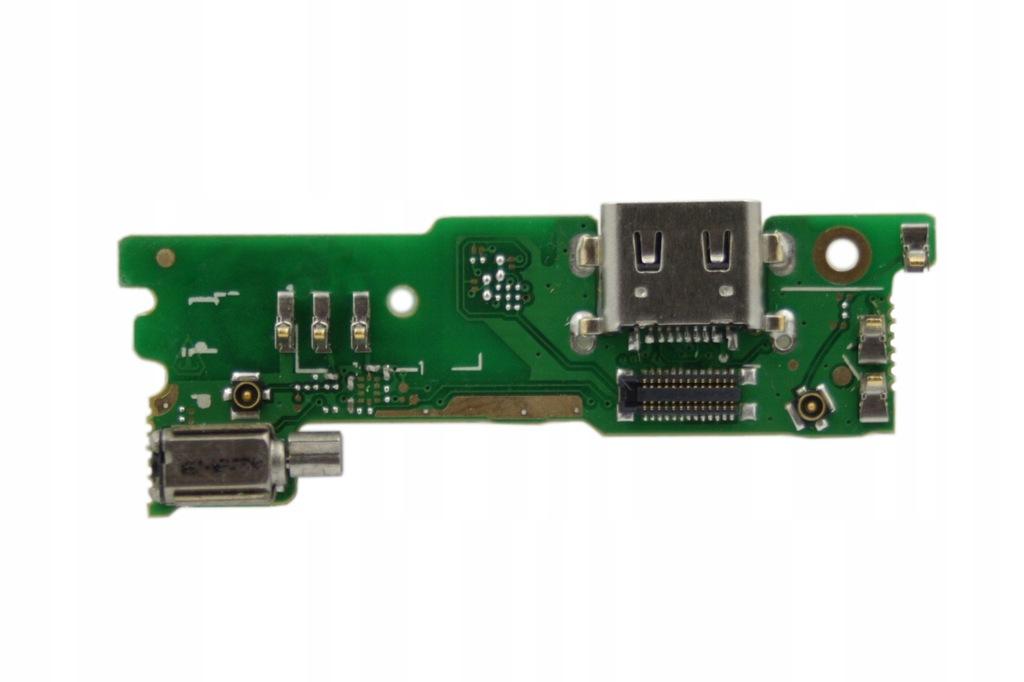XPERIA SONY XA1 G3121 PŁYTKA MIKROFON USB ZŁĄCZE