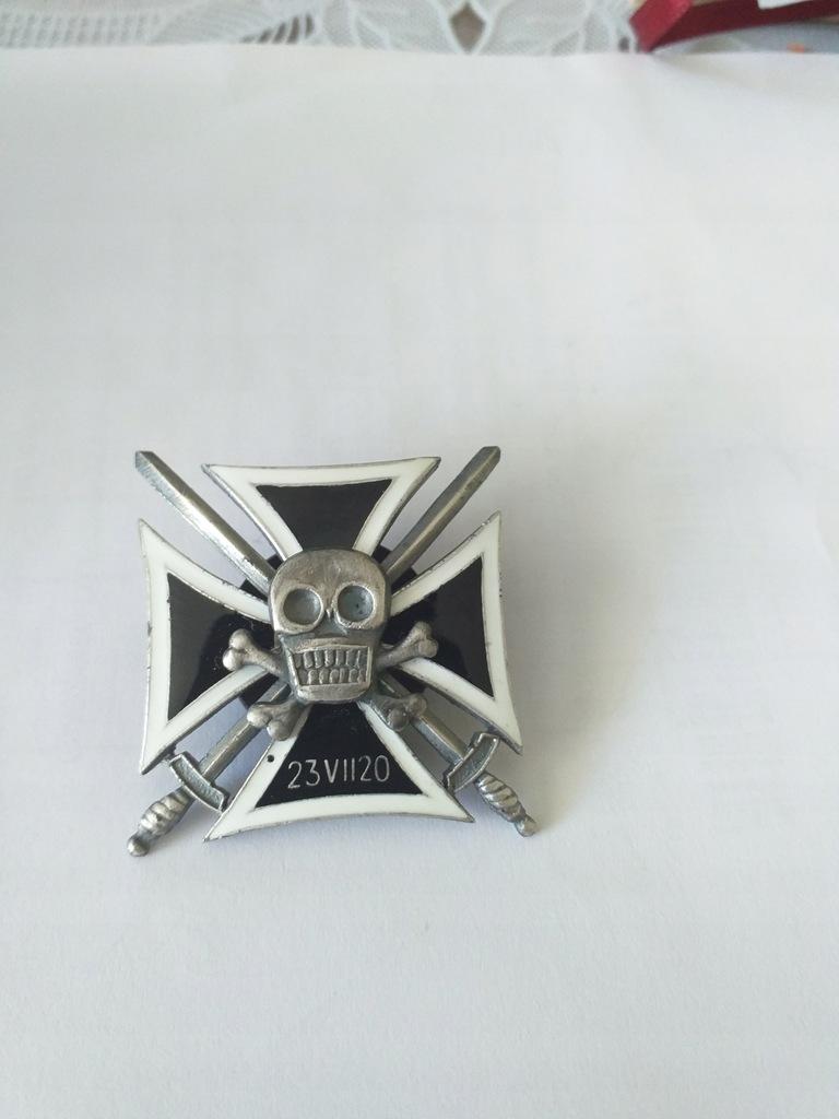 Szwadron śmierci odznaka