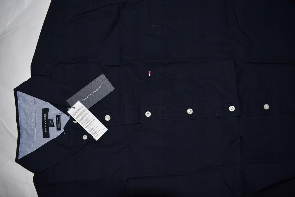 Tommy Hilfiger koszula 138 pod pachą