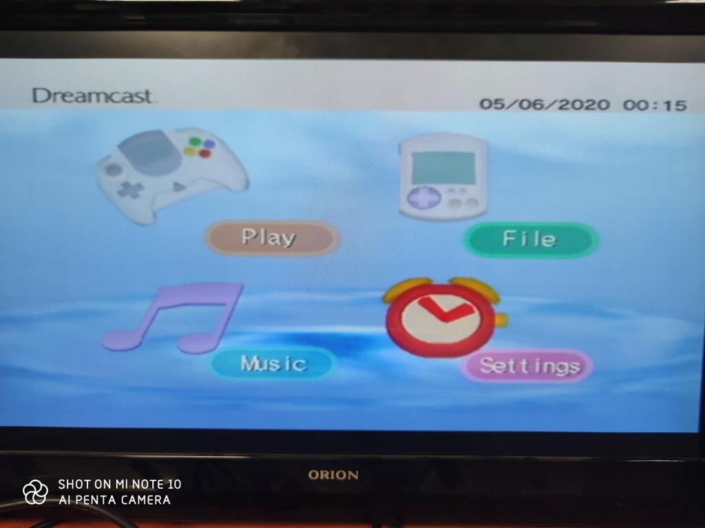 Sega Dreamcast Konsola + Gry + Akcesoria