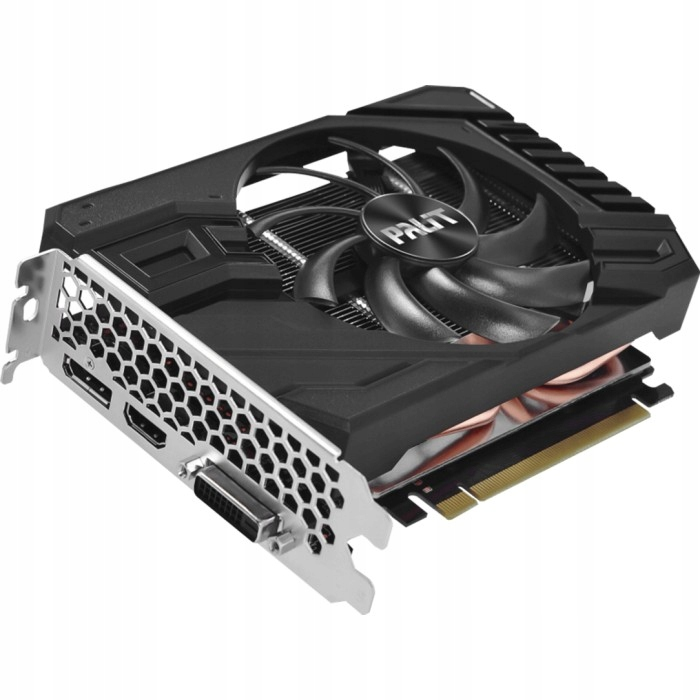 Palit GeForce GTX 1660 StormX OC 6GB GDDR5 192bit